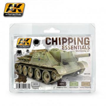 Chipping Essentials Weathering Set