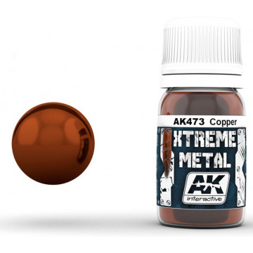 Vernice AK Xtreme Metal Copper