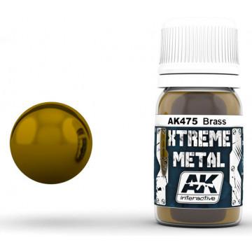 Vernice AK Xtreme Metal Brass