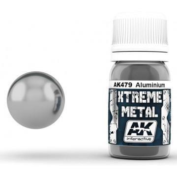 Vernice AK Xtreme Metal Aluminium
