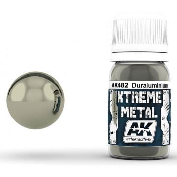 Vernice AK Xtreme Metal Duraluminium