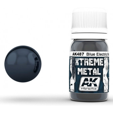 Vernice AK Xtreme Metal Metalic Blue