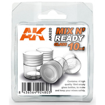 Mix N'ready Glass 10ml