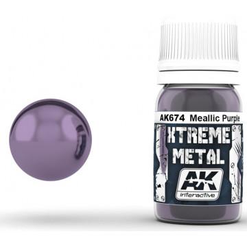 Vernice AK Xtreme Metal Metallic Purple