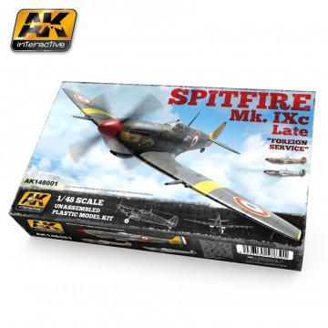 Spitfire Mk. IXc. Late