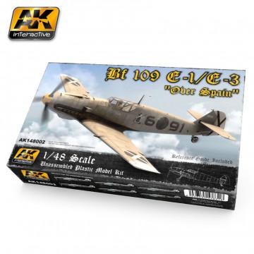 BF 109 E-1/E-3 Over Spain