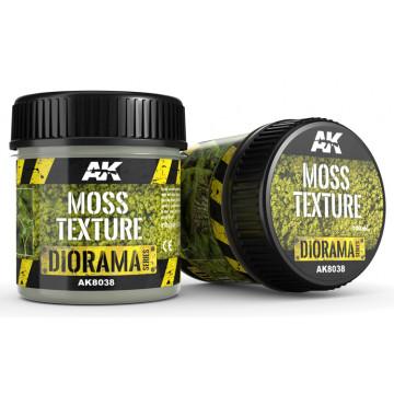 Moss Texture Foam da 100ml