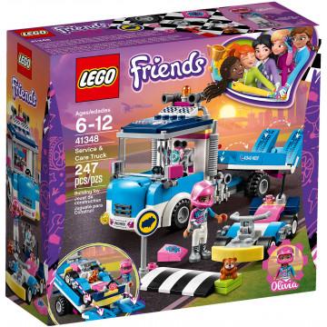 Friends - Camion di Servizio e Manutenzione