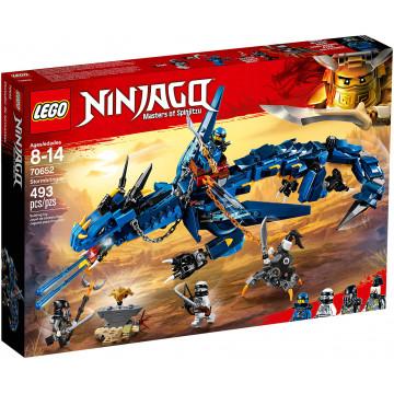 Ninjago - Dragone Della Tempesta