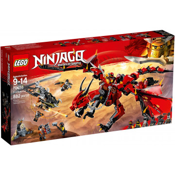 Ninjago - Dragone del Destino