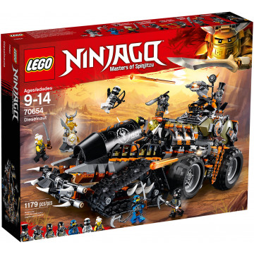 Ninjago - Turbo-Cingolato