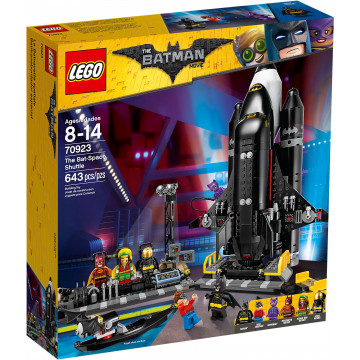 Batman Movie - Bat-Space Shuttle