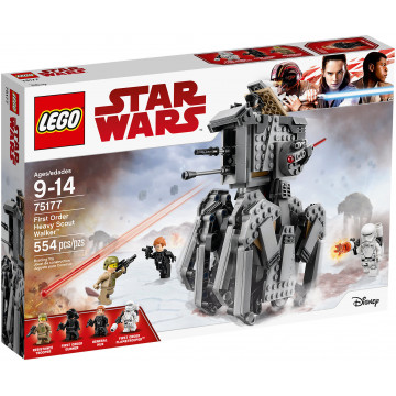 Star Wars - First Order Heavy Scout Walker