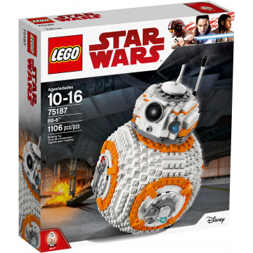Star Wars - Brick Build Bb-8
