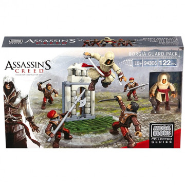 Assassin's Creed - Borgia Guard Pack