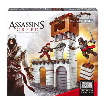 Assassin's Creed - Fortress Attack