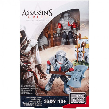 Assassin's Creed - Heavy Borgia Soldier