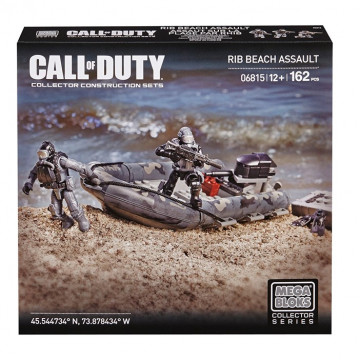 Call Of Duty - Rib Beach Assault