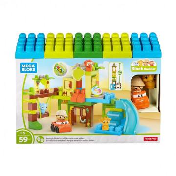 First Builders - Il Safari 58 Pezzi