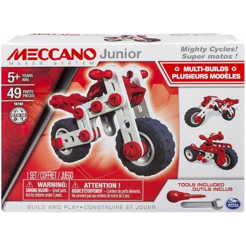 Meccano Junior - Motociclette