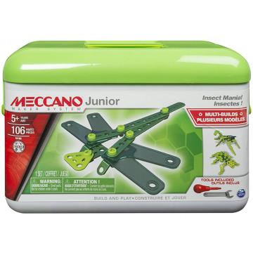 Meccano Junior - Toolbox Insetti