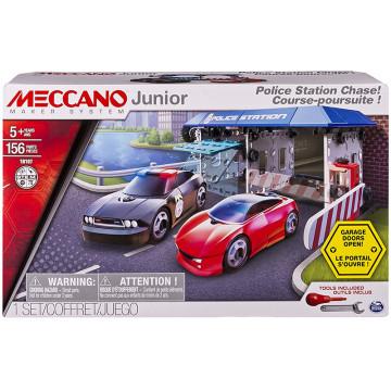 Meccano Junior - Stazione di Polizia