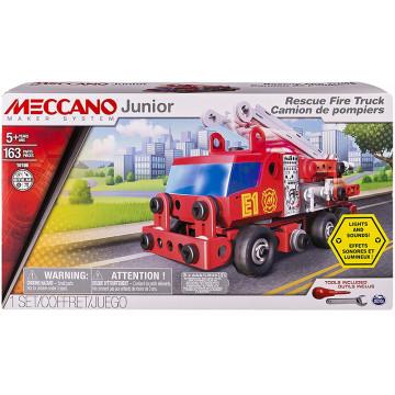 Meccano Junior - Camion dei Pompieri