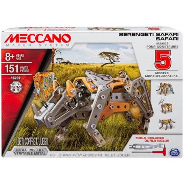 Set 5 Modelli - Safari