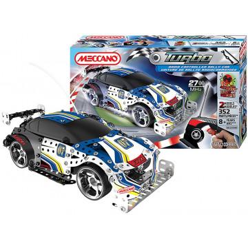 Meccano RC - Turbo RC Rally car
