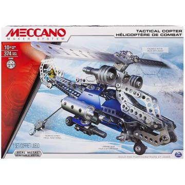 Set 2 in 1 - Elicottero da Combattimento