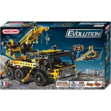 Meccano Evolution - Camion Gru