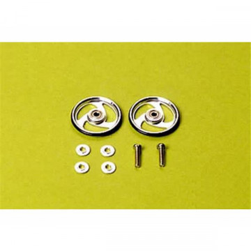 Roller in Alluminio da 19mm con Cuscinetti