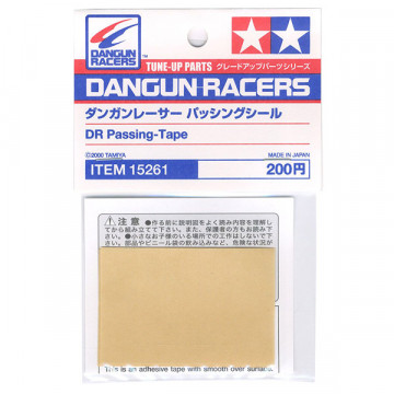 Passing-Tape per Mini 4WD Dangun Racers