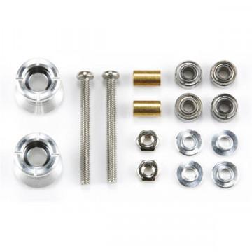 Double Roller in Alluminio da 9-8mm
