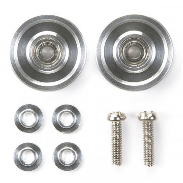 Roller Ringless in Alluminio da 13mm con Cuscinetti