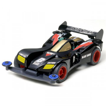 Mini 4WD Black Saber