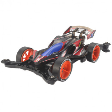 Mini 4WD Aero Manta Ray Black Special
