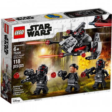 Star Wars - Battle Pack Inferno Squad