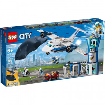 City - Base della Polizia aerea