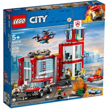City - Caserma dei Pompieri