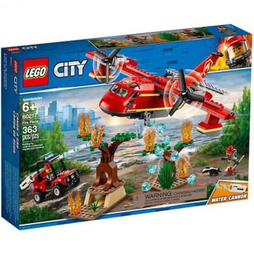 City - Aereo Antincendio