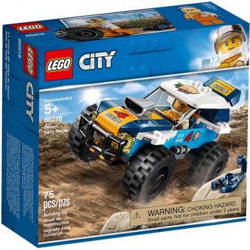 City - Auto da Rally del Deserto