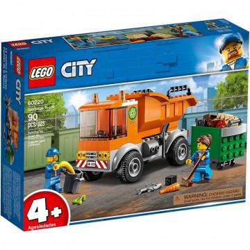 City - Camion della Spazzatura