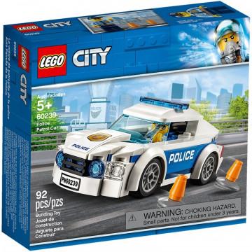 City - Auto di Pattuglia della Polizia
