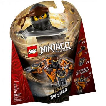 Ninjago - Cole Spinjitzu