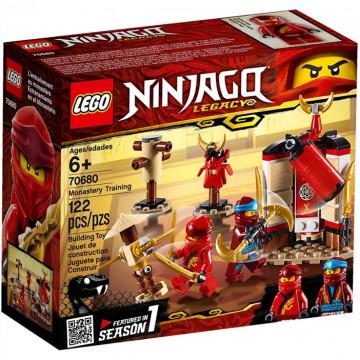 Ninjago - Addestramento al Monastero