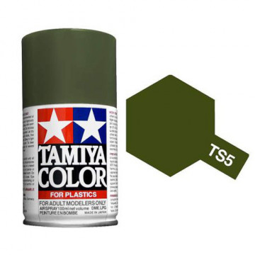 Vernice Spray Tamiya TS-5 Olive Drab