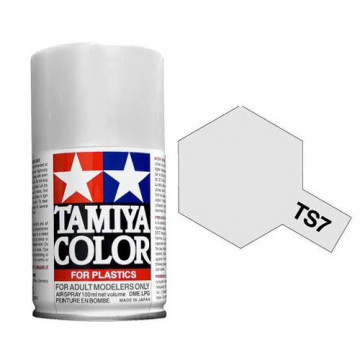 Vernice Spray Tamiya TS-7 Racing White