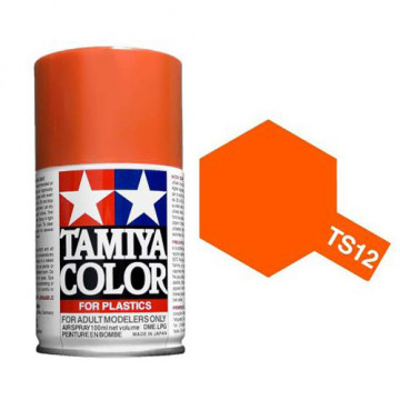 Vernice Spray Tamiya TS-12 Orange