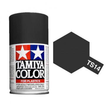 Vernice Spray Tamiya TS-14 Black